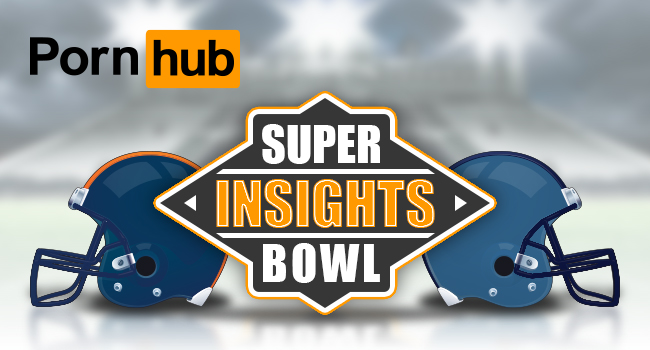 Pornhub 2014 Super Bowl