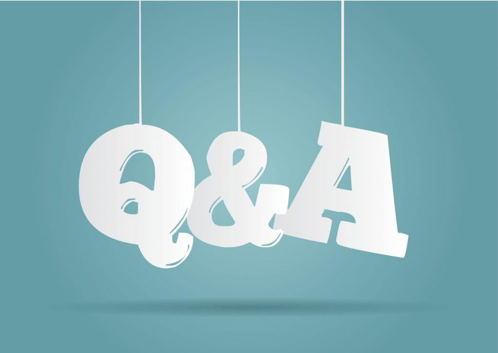 Q&A with Dr. Laurie October 4